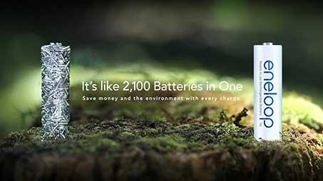 Panasonic Eneloop Tanıtım